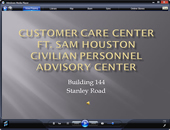 Click to view video on CPAC Customer Care Center